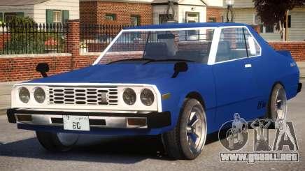 Datsun Skyline 1980 GT para GTA 4