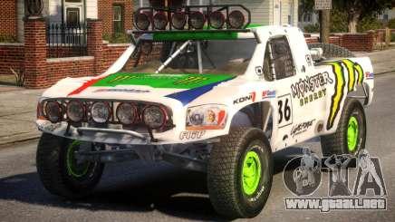 Dodge Ram PJ4 para GTA 4