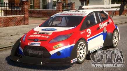 Ford Fiesta OMSE V1 para GTA 4