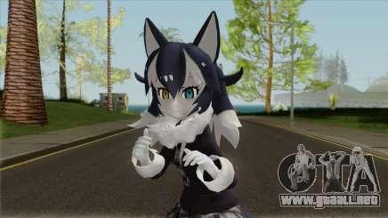 Kemono Friends Gray Wolf (01) para GTA San Andreas