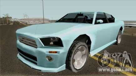 Buffalo GTA V (SA Style) para GTA San Andreas