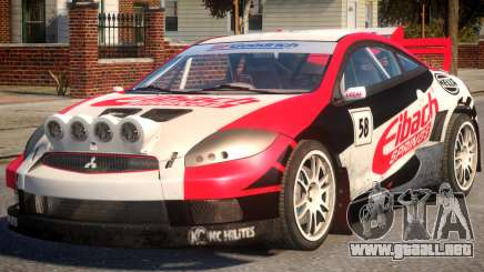 Mitsubishi Rallycross DiRT2 PJ4 para GTA 4