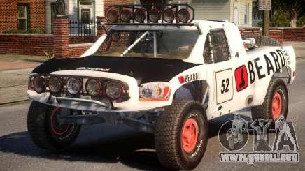 Dodge Trophy Truck DiRT2 PJ6 para GTA 4