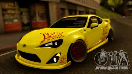 Toyota GT-86 326 Power para GTA San Andreas