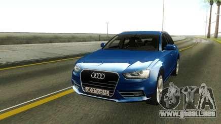 Audi A4 Avant para GTA San Andreas