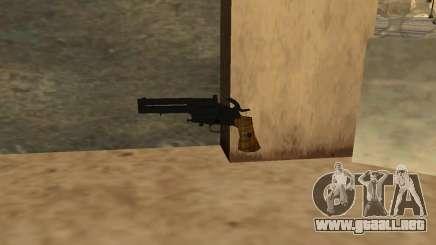 Híbrido gun para GTA San Andreas