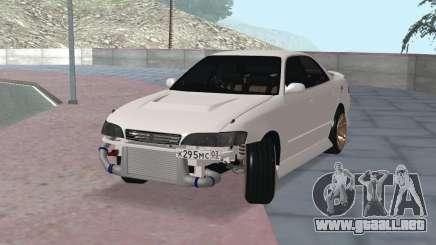 Toyota Mark ll para GTA San Andreas