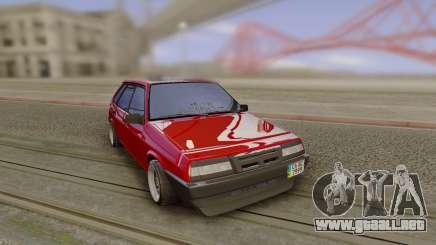 2109 Corto Ala para GTA San Andreas