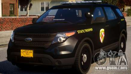 Maryland Ford FPIU para GTA 4