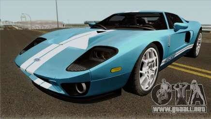 Ford GT IVF para GTA San Andreas