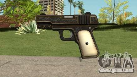 Desert Rose Pistol para GTA San Andreas