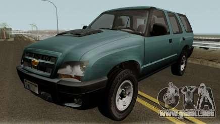 Chevrolet Blazer 2010 para GTA San Andreas