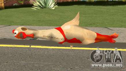 Rubber Chicken ROS para GTA San Andreas