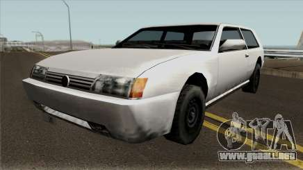 Volkswagen Gol 0.1 - Flash Edit (SA Style) para GTA San Andreas