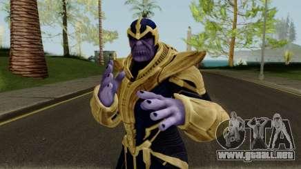 Thanos Strike Force para GTA San Andreas
