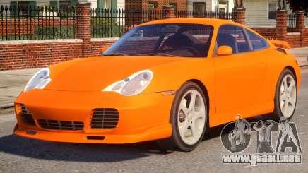 RUF Turbo Stock Rim para GTA 4