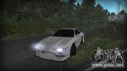 Nissan Silvia S13 VIP para GTA San Andreas