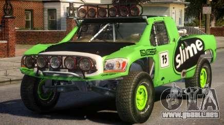 Dodge Ram Trophy PJ5 para GTA 4