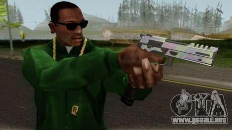 GTA Online Gunrunning Pistol MK.II para GTA San Andreas