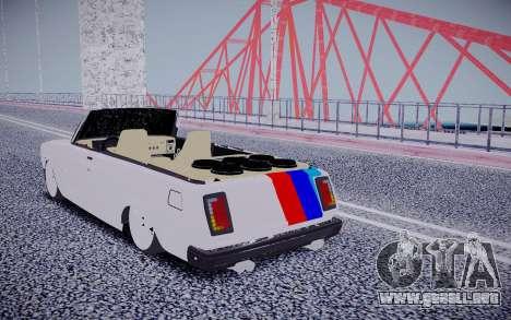 VAZ 2104 Convertible para GTA San Andreas