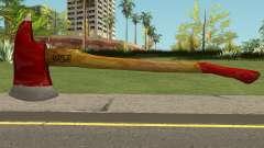Fortnite Fireaxe para GTA San Andreas