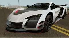 Alexander XCR (130R) para GTA San Andreas