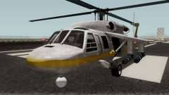 Western Annihilator GTA V para GTA San Andreas