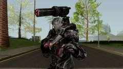 Marvel Future Fight - War Machine (Infinity War) para GTA San Andreas