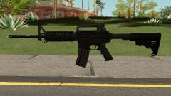 COD: Modern Warfare Remastered M4A1 para GTA San Andreas