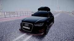Audi A6 Travaler para GTA San Andreas