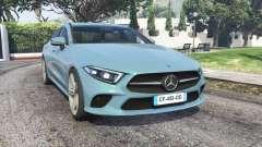 Mercedes-Benz CLS 450 (C257) 2018 v1.1 [replace] para GTA 5
