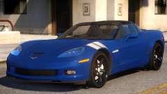2010 Chevrolet Corvette Grand Sport v1 para GTA 4