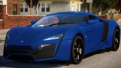 Lykan HyperSport V1 para GTA 4