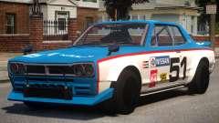 Nissan Skyline 2000GT-R PJ