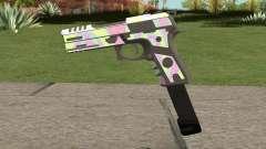 GTA Online Gunrunning Pistol MK.II