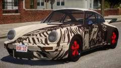 1974 Porsche 911 PJ6 para GTA 4