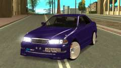 Toyota MarkII JZX100 para GTA San Andreas