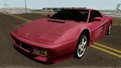 Ferrari 512 TR 1992 para GTA San Andreas