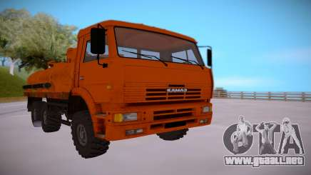 KamAZ 6522 para GTA San Andreas