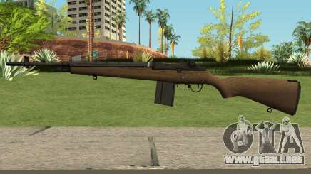M14 (Normal Maps) para GTA San Andreas