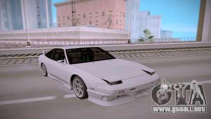 Nissan 240SX Sport para GTA San Andreas