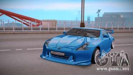 Nissan 370z Drift para GTA San Andreas