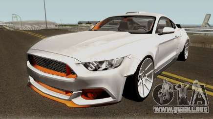 Ford Mustang GT Widebody para GTA San Andreas