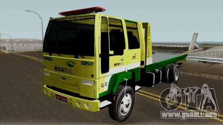 Ford Cargo EcoSul para GTA San Andreas