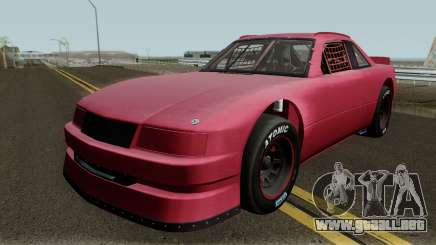 Declasse Sabre Hotring GTA V para GTA San Andreas