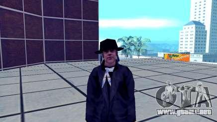 Un Judio para GTA San Andreas