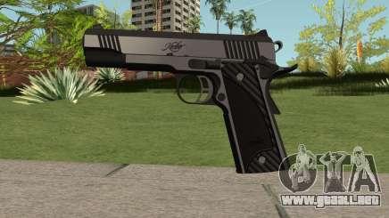 Kimber Eclipse Custom II para GTA San Andreas