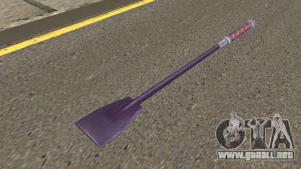Tina Armstrong From DOA5LR Weapon para GTA San Andreas