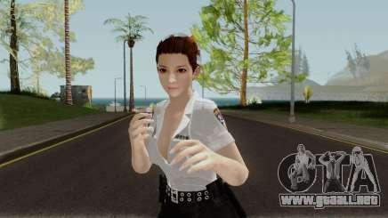 LGBTQ COPGRL3 (Kasumi DoA5) para GTA San Andreas
