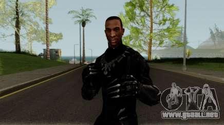 CJ Pantera Negra para GTA San Andreas